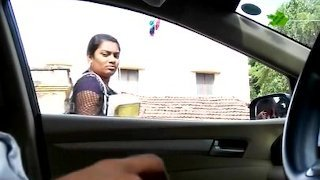 Indian desi dick flash to girls car